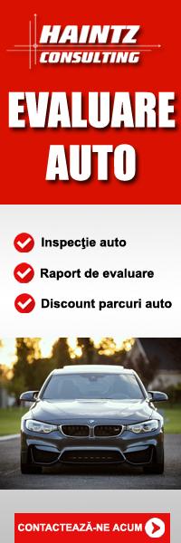 Evaluare autoturisme